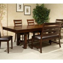 Kona Dining Trestle Table - Intercon