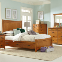 Prairie City Collection - Whittier Wood